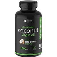 Sports Research Organic кокосово масло