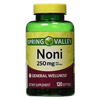 Spring Valley Natural Noni Vitamins