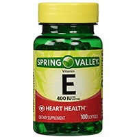Spring Valley Vitamina E 400