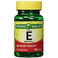 Spring Valley vitamina E 400