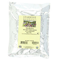 Starwest Botanicals Beet Root Powder