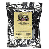 Starwest Botanicals Kudzu Root Powder Οργανικό