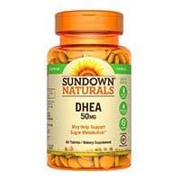 Sundown Naturals Dhea