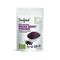 Sunfood Maqui Berry Powder