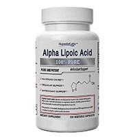 Überlegene Labs Alpha-Liponsäure