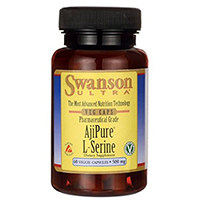 Swanson Ajipure L-Σερίνη