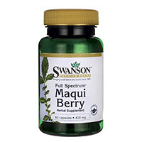 Swanson Full Spectrum Maqui Berry