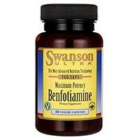 Swanson Μέγιστη-Ισχύς Benfotiamine