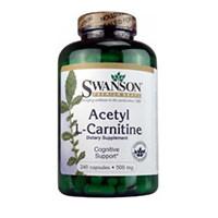 Swanson Premium Ακετυλο L-καρνιτίνη