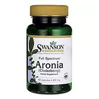 Swanson Premium volle spektrum Aronia (chokeberry)