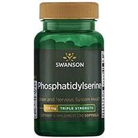 Τριπλή δύναμη Swanson Φωσφατιδυλσερίνη