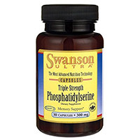 Swanson Triple-Strength Phosphatidylserine