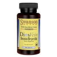 Суонсън-Ultra-DiosVein-Diosmin-Хесперидинът