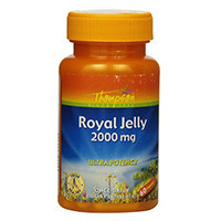 Thompson Royal Jelly, Ultra Potency, 2000 Mg