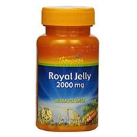 Thompson Royal Jelly, Ultra sterkte, 2000 Mg