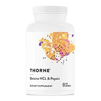 Thorne Research Betaine Hcl