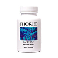 Thorne Research - Iso-Фос - Phosphatidylserine изолят