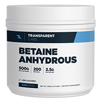 โปร่งใส Labs-RawSeries-Betaine