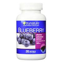TruNature Blueberry τυποποιημένο εκχύλισμα