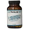 Twinlab Inc L-Αργινίνη & L-Ορνιθίνη-s