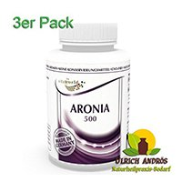 Vita World 3 Pack Aronia concentrate