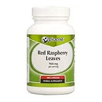 Vitacost Red Raspberry Leaves
