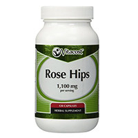 Vitacost rose heupe