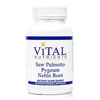 Vital Nutrien - Saw Palmetto Pygeum Nettle Root