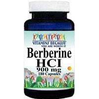 Vitaminas porque berberina pura e alta potência