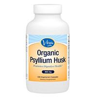 Viva Labs Organic Psyllium Husk