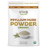 Viva Naturals Органичен Psyllium Husk