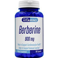 Nós, como vitaminas Berberina