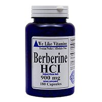 We Like Vitamins Berberine