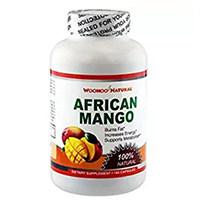 Woohoo Natural 100% Mango africano Natural (Irvingia)