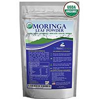 Moringa serbuk daun Zen Prinsip Organic