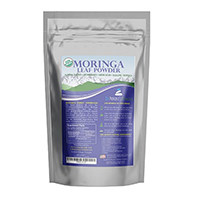 Zen Periaate Orgaaniset Moringa Leaf Powder