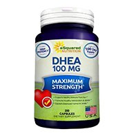aSquared Nutrition DHEA tinh khiết