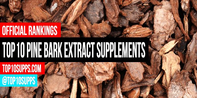 საუკეთესო Pine-bark- ამონაწერი-დამატებების