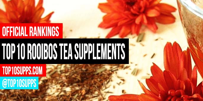 най-добри Ройбос чай-добавки он дъ-пазар