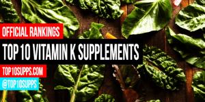 mejores suplementos de vitamina K en el mercado