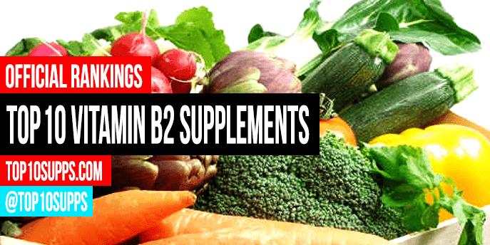 best-Vitamin-b2-Ergänzungen-on-the-market