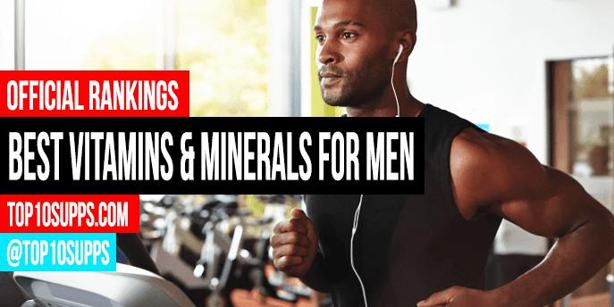 best-vitamine-per-uomini-a-prendere in considerazione l'assunzione