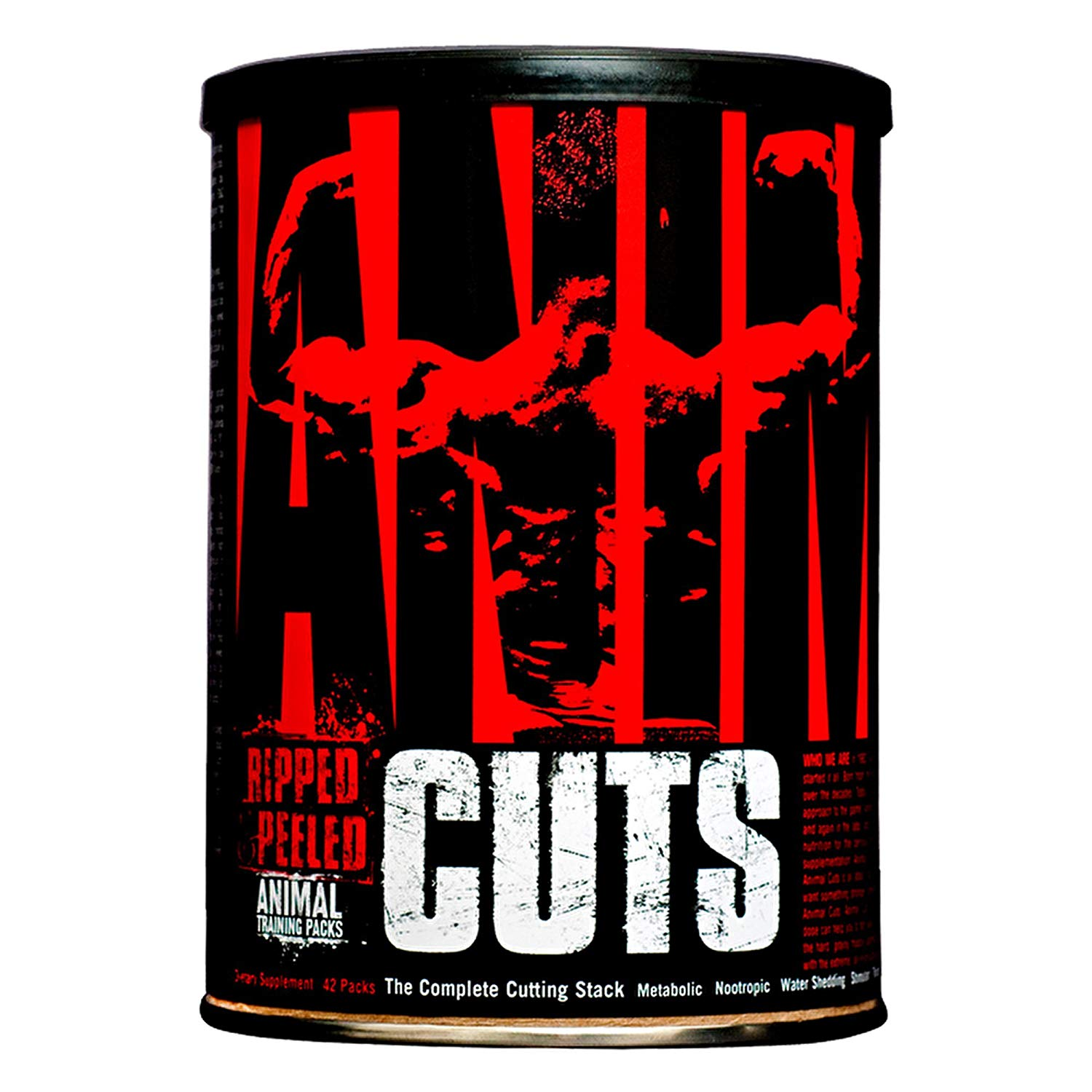 Universal Nutrition Animal Cuts Review