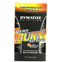 Dymatize Dyma-Burn revisão Extrema
