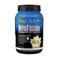 Gaspari Nutrition MyoFusion Probiotic Series επανεξέταση