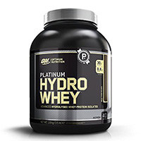 επανεξέταση Optimum Nutrition Platinum Hydrowhey