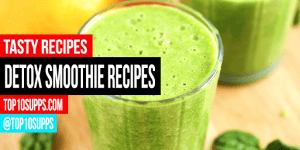 best-detox-smoothie-oppskrifter