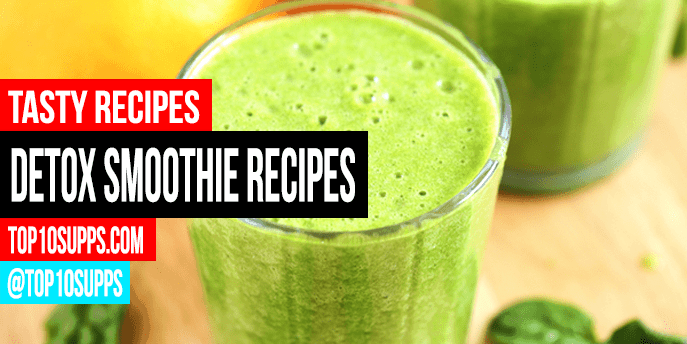 best-Detox-do smoothie de Receitas
