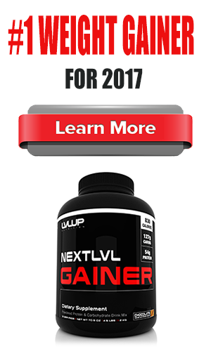 lvlup nutrition nextlvl weight gainer