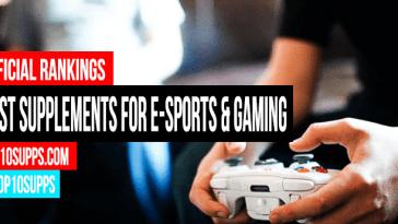 τα καλύτερα συμπληρώματα-για-gaming-και-e-αθλήματα